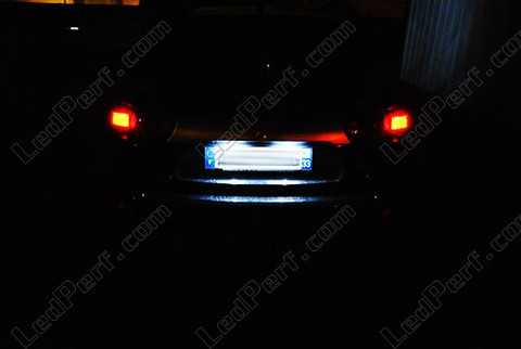 Led License plate Mitsubishi Outlander