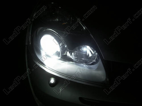 pack led sidelights for renault clio 2 parking lights. Black Bedroom Furniture Sets. Home Design Ideas