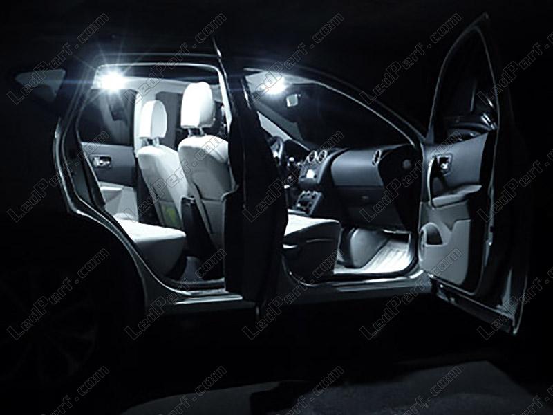 Pack Full LED interior for Peugeot RCZ