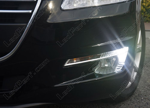 Pack Led Daytime Running Lights For Peugeot 508 Without Xenon