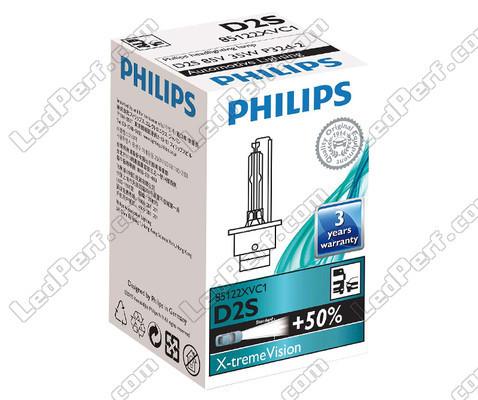 xenon bulb d2s philips x treme vision 4800k 85122xvc1. Black Bedroom Furniture Sets. Home Design Ideas