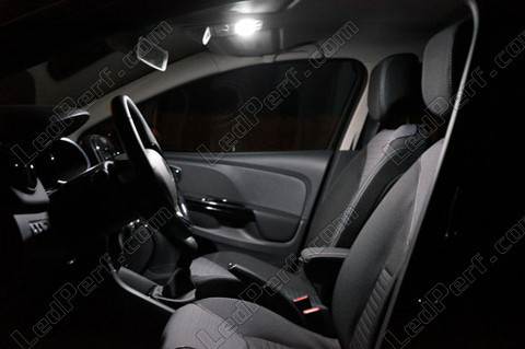 Pack full led interior for renault captur Interieur clio 4