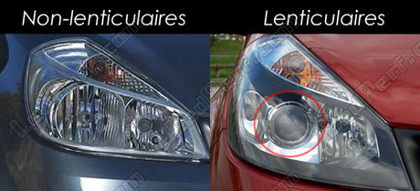 pack headlights xenon effect bulbs for renault clio 3. Black Bedroom Furniture Sets. Home Design Ideas