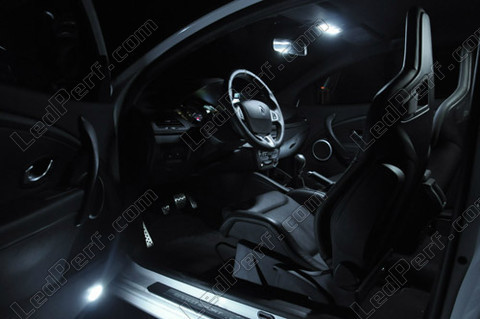 Pack Full LED interior for Renault Megane 3