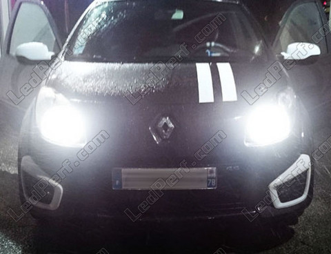 Led Low Beam Renault Twingo 2