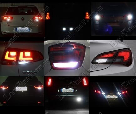 Led Backup Lights Reversing Lights Renault Twingo 2 Tuning