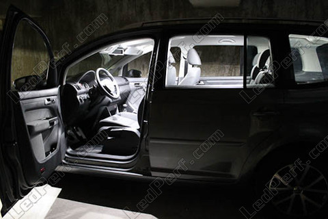 pack full led interior for seat alhambra 7n. Black Bedroom Furniture Sets. Home Design Ideas