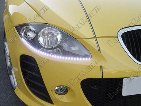 301 moved permanently for Seat leon led verlichting