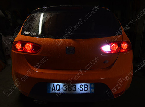 pack led backup lights for seat leon 2 1p altea. Black Bedroom Furniture Sets. Home Design Ideas