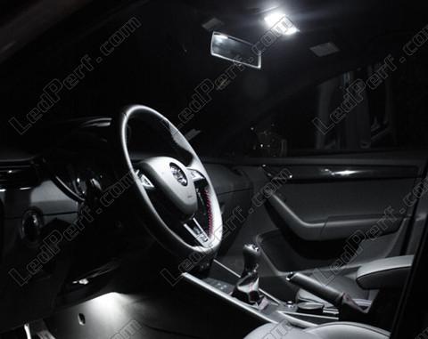 Pack Full LED interior for Skoda Octavia 3 (5E)