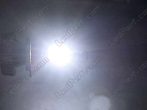 Led LED Low And High Beam Skoda Roomster Tuning