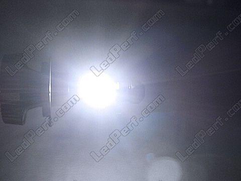 Led LED Low And High Beam Toyota Prius Tuning