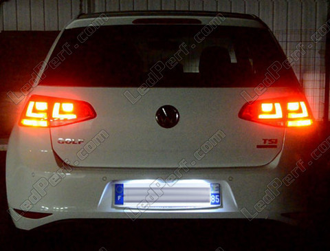 pack rear chrome turn signal for volkswagen golf 7. Black Bedroom Furniture Sets. Home Design Ideas