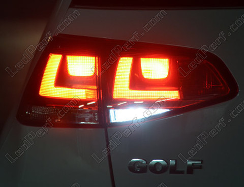 pack led backup lights for volkswagen golf 7. Black Bedroom Furniture Sets. Home Design Ideas