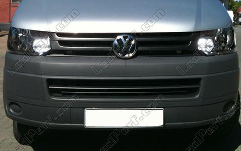Led Daytime Running Lights (DRL) VW Multivan Transporter T5