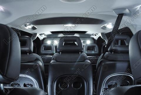 Pack Full LED interior Volkswagen Sharan 7M