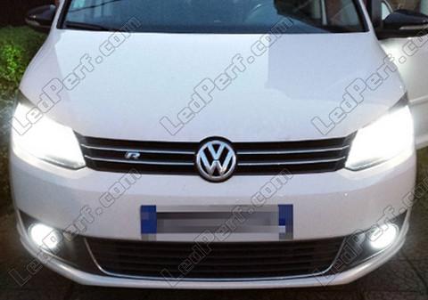 pack headlights xenon effect bulbs for volkswagen touran v3. Black Bedroom Furniture Sets. Home Design Ideas