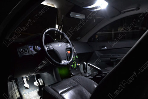 Full Led Interior Package For Volvo V60