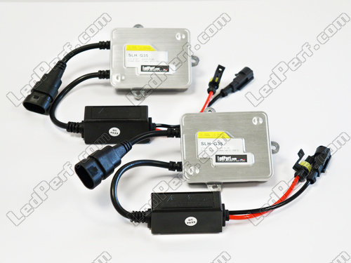 H11 55W Slim Xenon HID conversion Kit - 4300K 5000K 6000K 8000K H K Hid Wiring Harness on