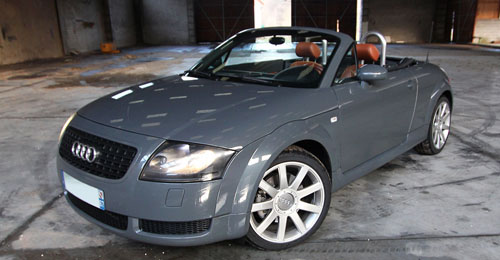 High Power Led Conversion Kit For Audi Tt 8n