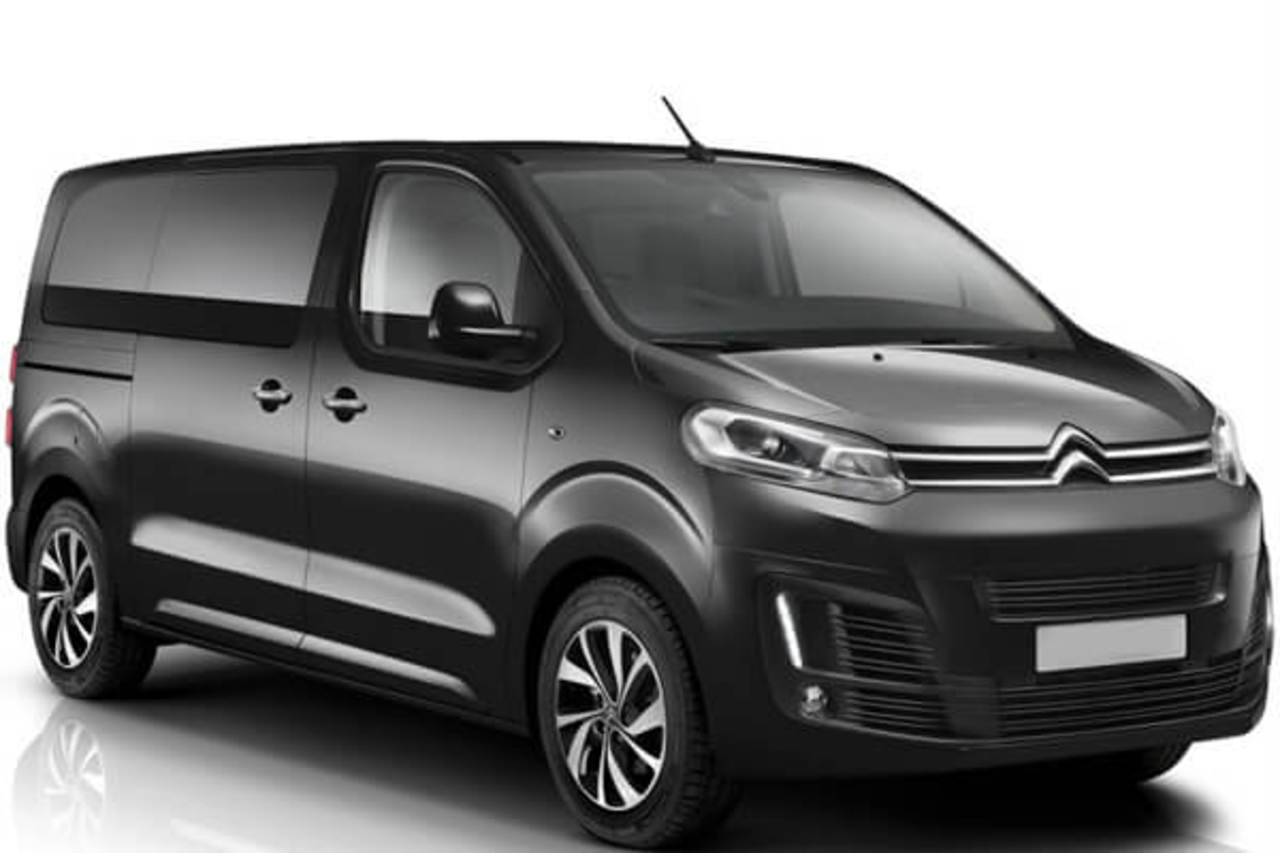 542d857fcd Led Licence Plate Citroen Spacetourer - Jumpy 3 Tuning ...
