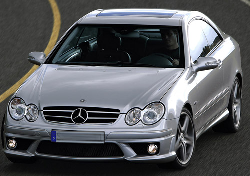 Pack Xenon Effects headlight bulbs for Mercedes CLK (W209)