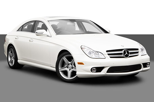 Pack Xenon Effects headlight bulbs for Mercedes CLS (W219)