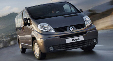Pack Full LED interior for Renault Trafic Generation