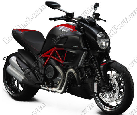 Motorcycle Ducati Diavel (2011 - 2013)