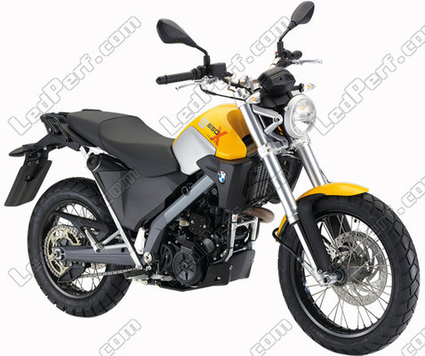 Motorcycle BMW Motorrad G 650 Xcountry (2007 - 2009)