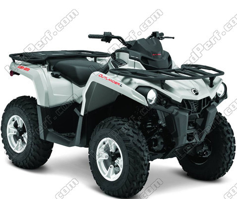 ATV Can-Am Outlander L 450 (2015 - 2020)