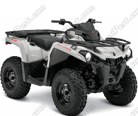 ATV Can-Am Outlander L 500 (2015 - 2016)