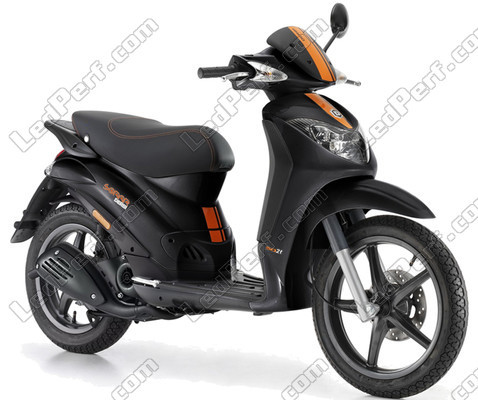 Scooter Derbi Sonar 125 (2009 - 2012)