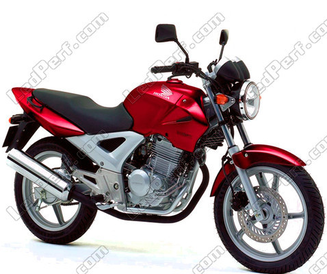 Motorcycle Honda CB 250 Two Fifty (1992 - 2002)
