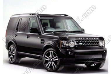 car Land Rover Discovery IV