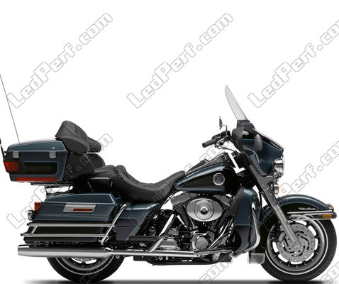 Motorcycle Harley-Davidson Electra Glide Ultra Classic 1450 (1999 - 2006)
