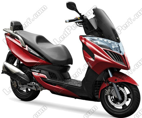 Scooter Kymco G-Dink 300 (2011 - 2016)