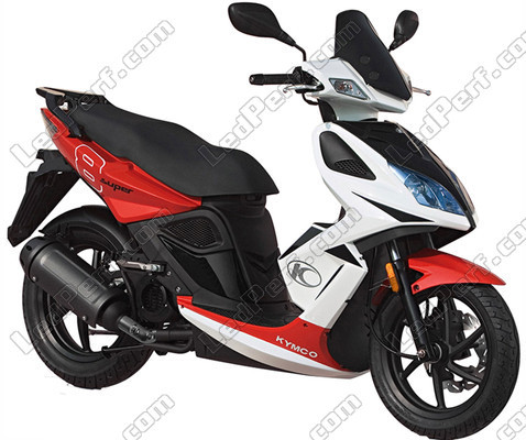 Scooter Kymco Super 8 50 (2008 - 2018)
