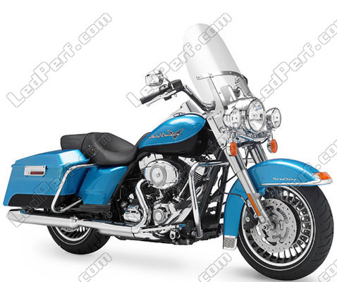 Motorcycle Harley-Davidson Road King 1450 (1999 - 2004)