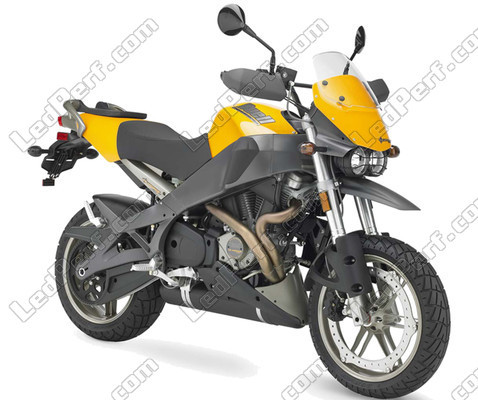 Motorcycle Buell XB 12 X (2005 - 2010)
