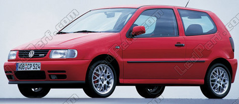 Car Volkswagen Polo 6N / 6N2 (1994 - 2001)