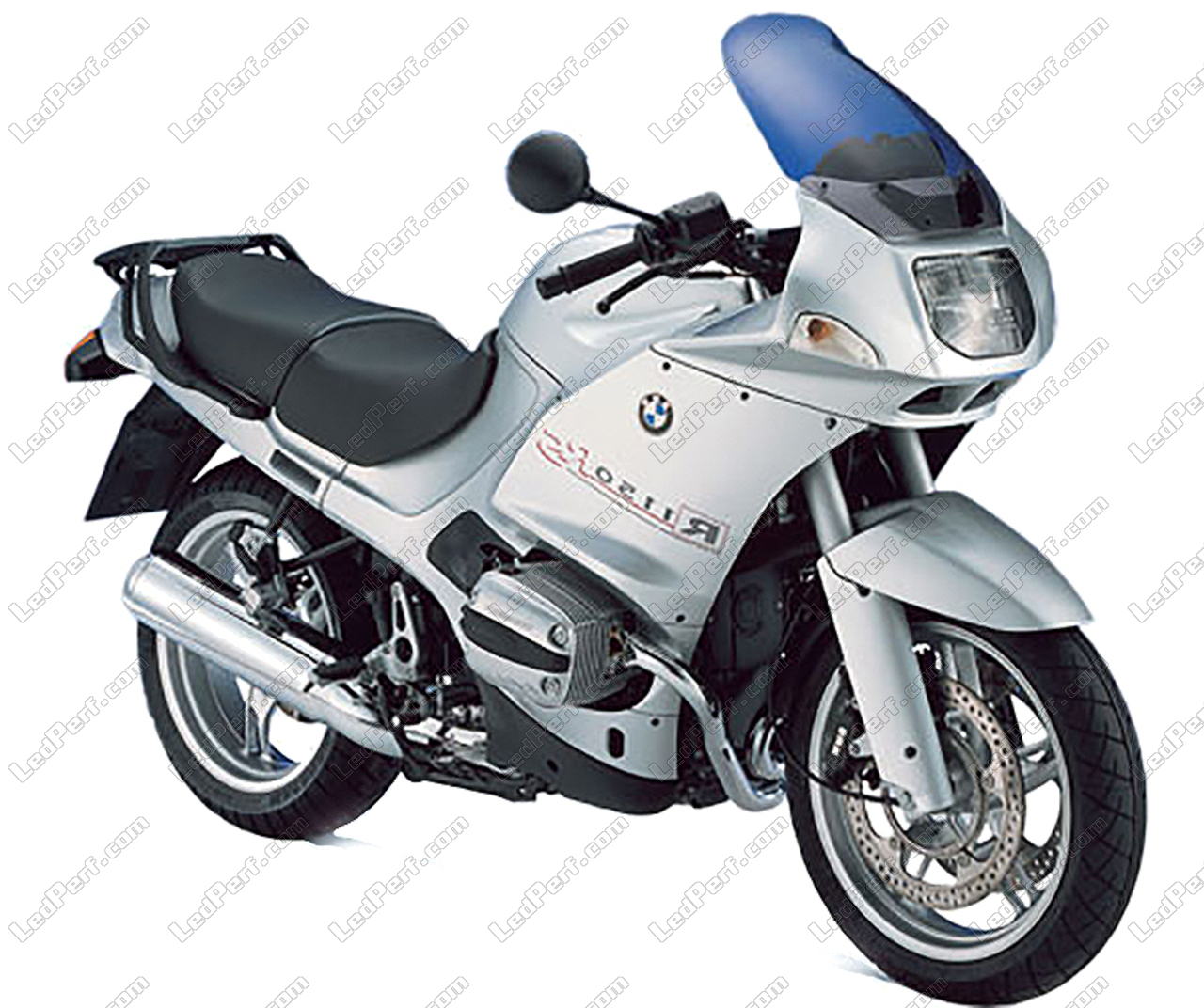 Additional Led Headlights For Bmw Motorrad R 1150 Rs