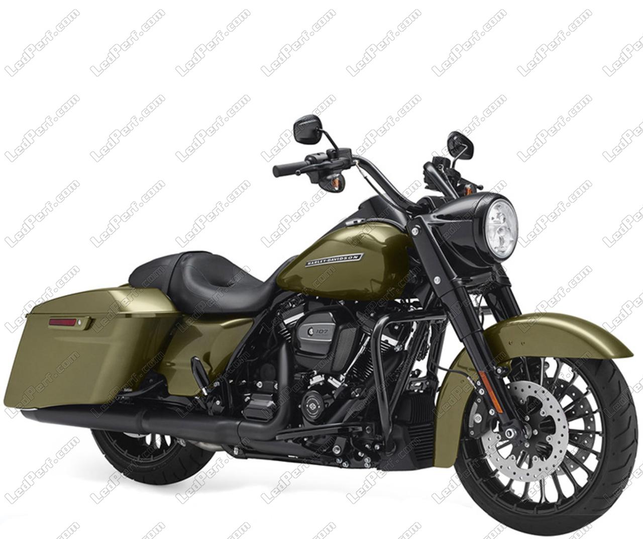Harley-Davidson Road King Special 1745 Bi Xenon HID conversion Kit