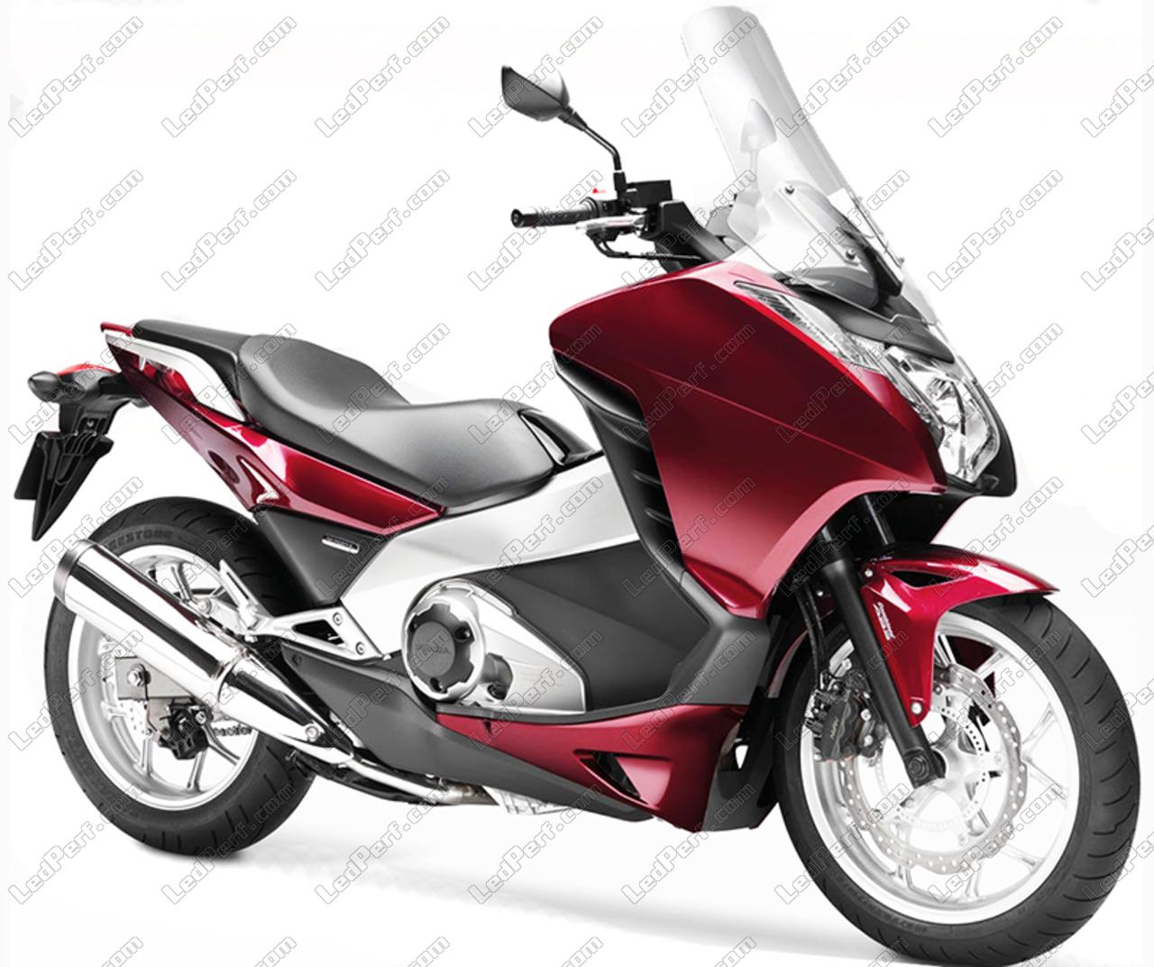 Led Bulb For Honda Integra 700