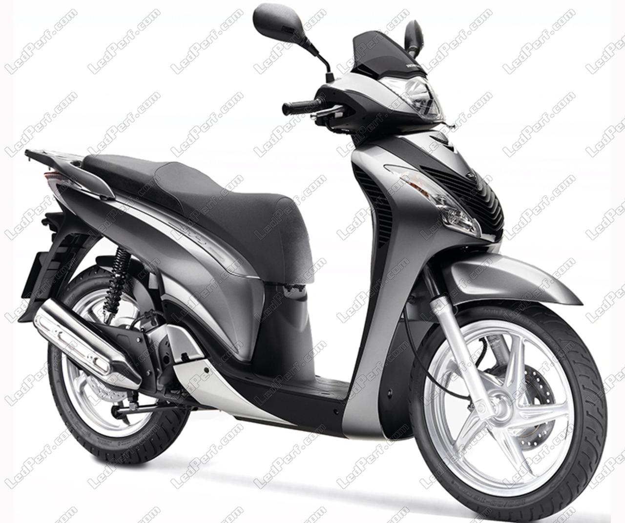 Honda scooter sh 125