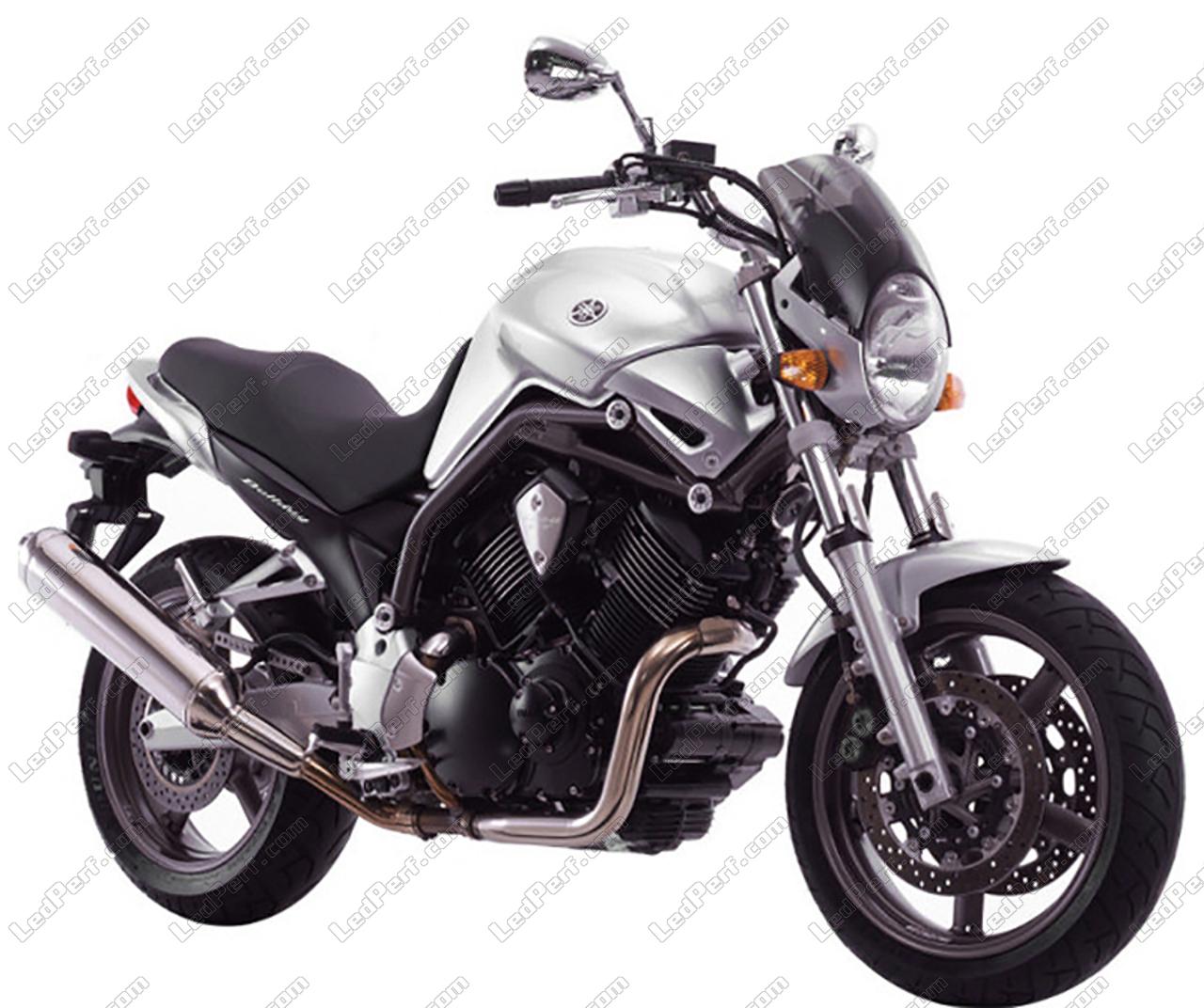 Beste LED Bulb for Yamaha BT 1100 Bulldog - Mini Size XR-95