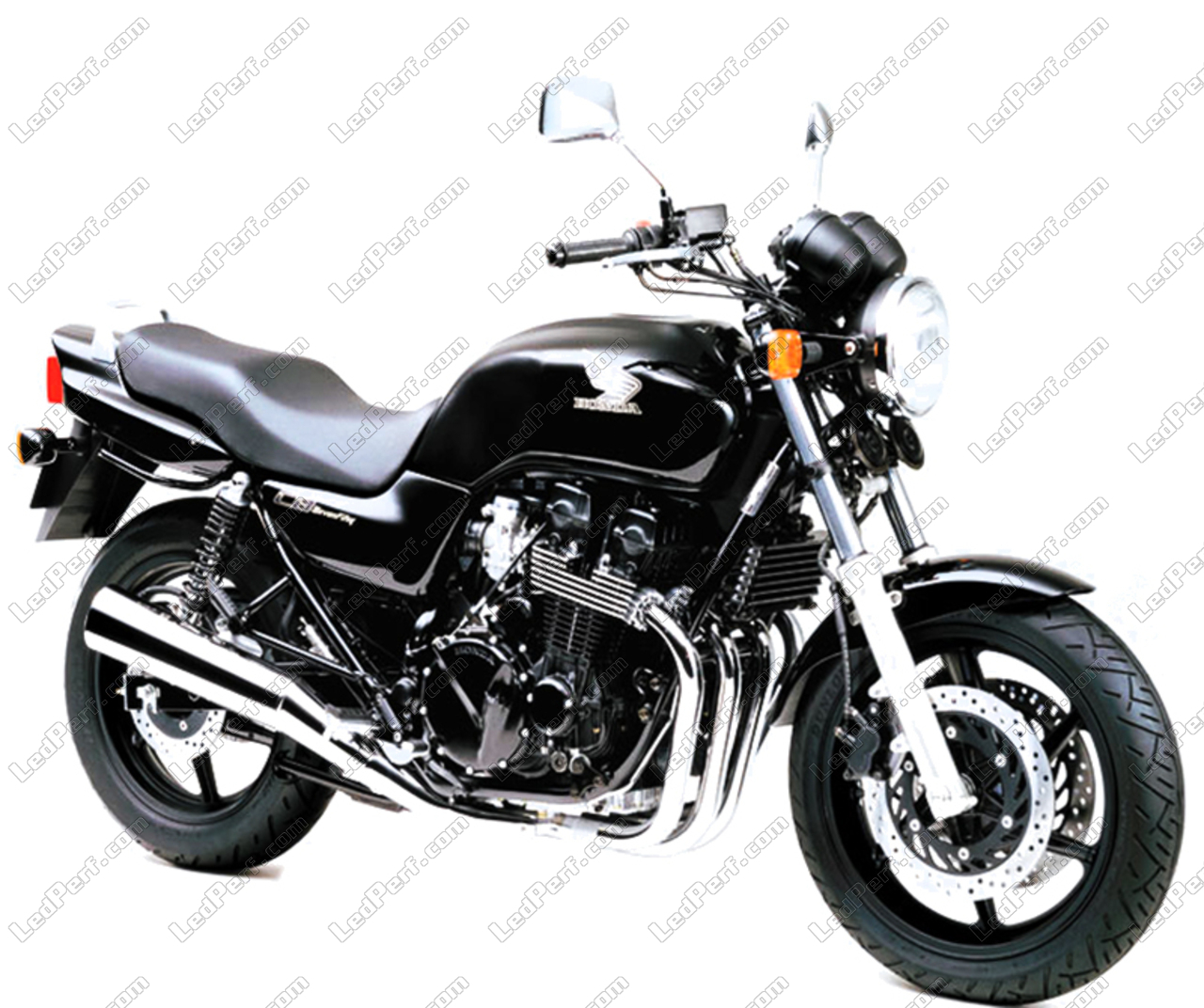 round led headlight for honda cb 750 seven fifty 5 year. Black Bedroom Furniture Sets. Home Design Ideas