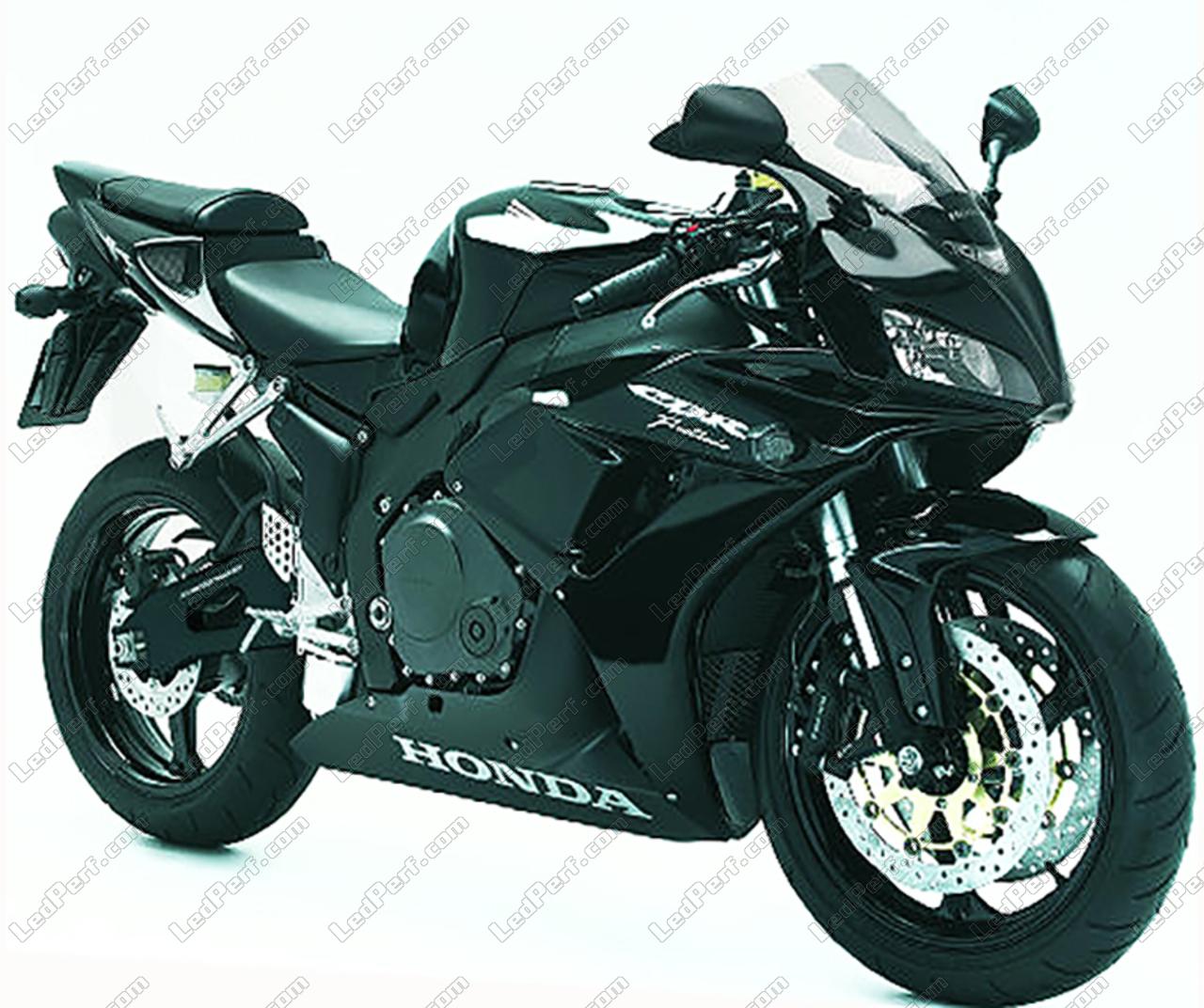 Pack Rear Led Turn Signal For Honda Cbr 1000 Rr 2006 2007