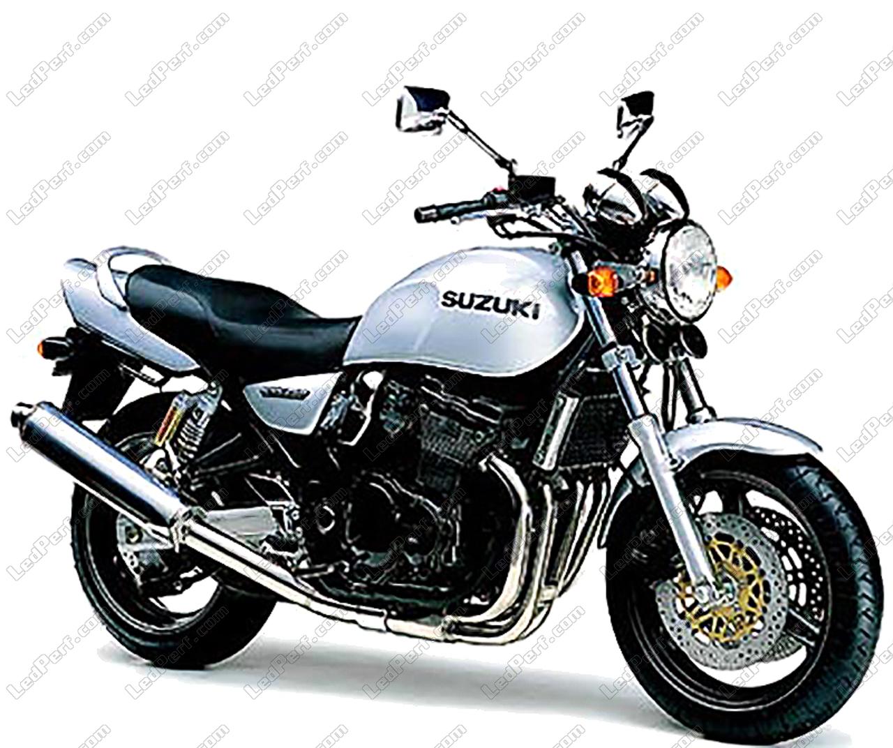 Pack Led Sidelights For Suzuki Gsx 750 Side Lights