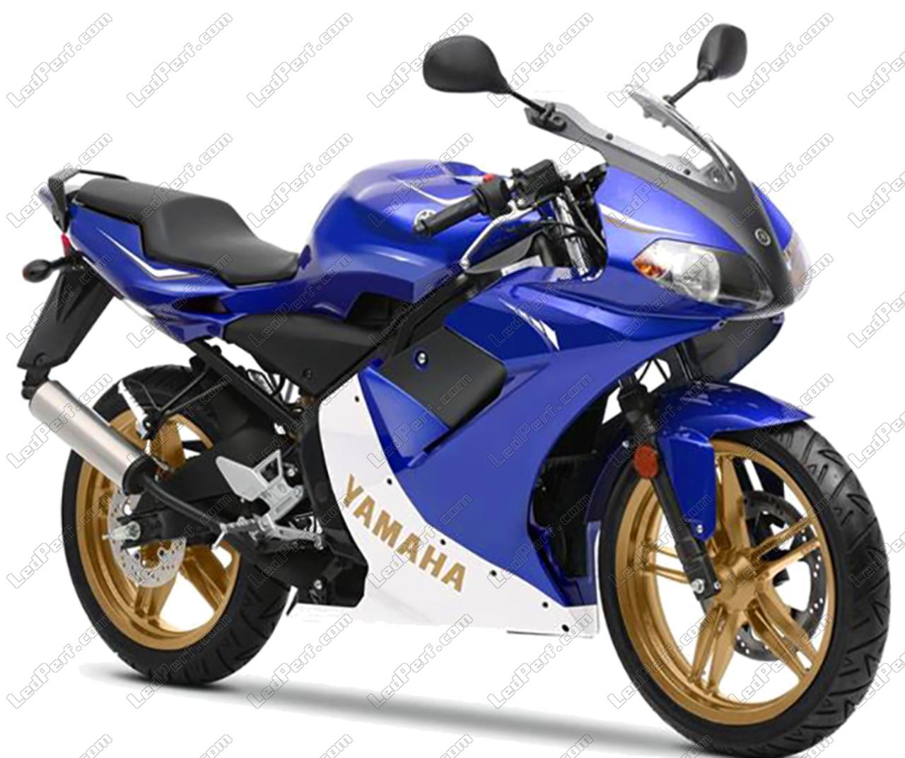 Yamaha Tzr 50 Blue Wallpaper : Hd Wallpapers